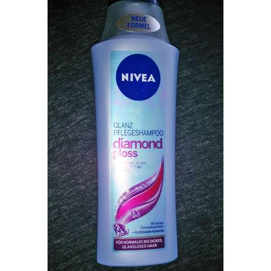 Nivea Diamond Gloss Glanz Pflegeshampoo