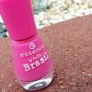 essence viva brasil nail polish, Farbe: I <3 brasil (LE)