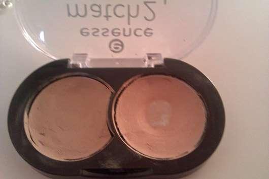 essence match2cover cream concealer, Farbe: 10 natrual beige