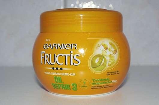 Garnier Fructis Oil Repair 3 Tiefen-Aufbau Repair-Creme-Kur
