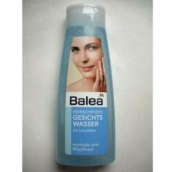 Produktbild zu Balea Erfrischendes Gesichtswasser mit Lotusblüte