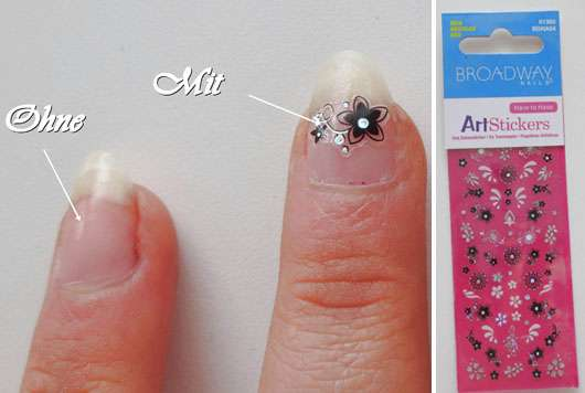 Broadway Nails Art Stickers, Design: Have to Have