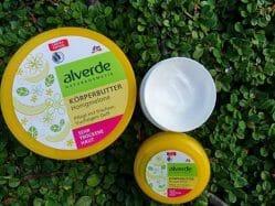 Produktbild zu alverde Naturkosmetik Körperbutter Honigmelone (LE)