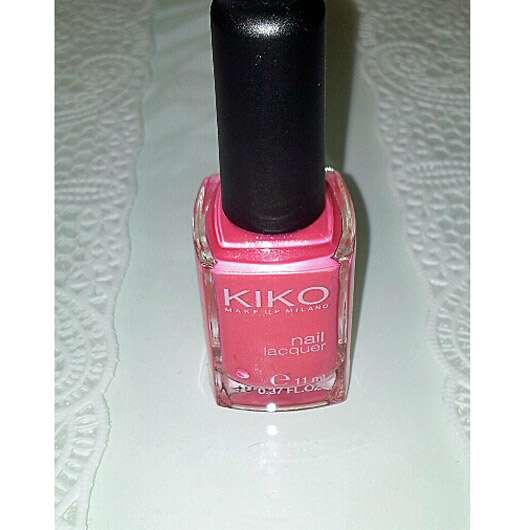 KIKO Nail Lacquer, Farbe: 488 Pearly Golden Camellia