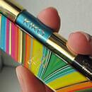 KIKO Creamy Touch Eyeshadow Duo, Farbe: 103 Ebony & Aquamarin (LE)