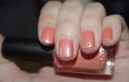 KIKO nail lacquer, Farbe: 484 pearly peach