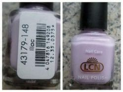 Produktbild zu LCN Nail Polish – Farbe: lilac (LE)