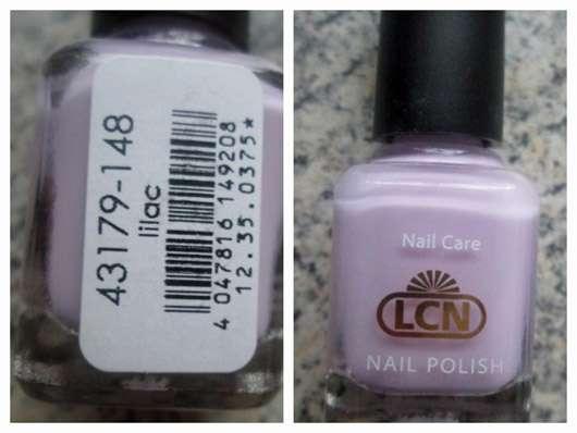 <strong>LCN</strong> Nail Polish - Farbe: lilac (LE)