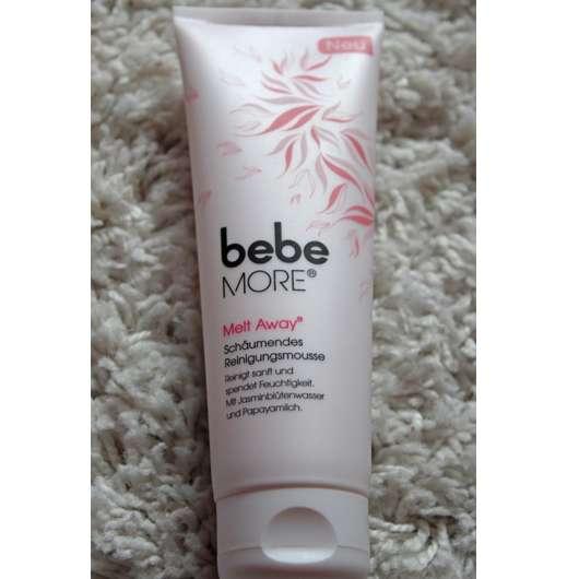 bebe More Melt Away – Schäumendes Reinigungsmousse