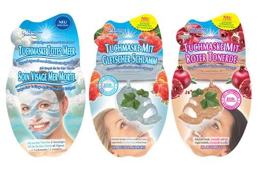 """""""Keep cool"""" mit den Masken von Montagne Jeunesse"""