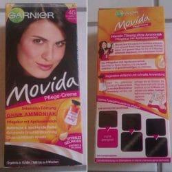 Produktbild zu Garnier Movida Intensivtönung – Farbe: 45 Dunkelbraun
