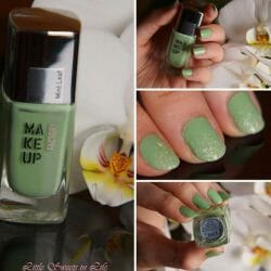 Produktbild zu Make up Factory Nagellack – Farbe: Mint Leaf (LE)