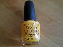 """Produktbild zu OPI Nail Lacquer – Farbe: The """"IT"""" Color"""