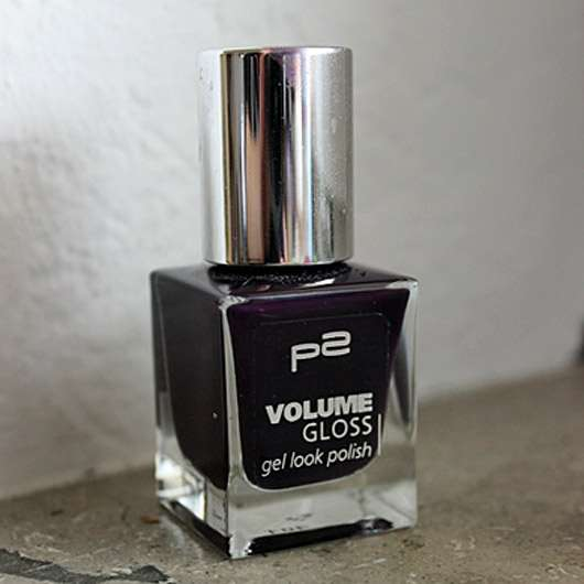 p2 volume gloss gel look polish, Farbe: 210 diva expressiva