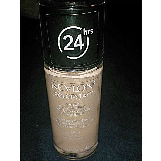 <strong>REVLON</strong> Colorstay Makeup Normal/Dry Skin - Farbe: 110 Ivory