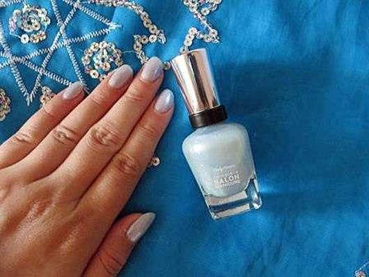 Sally Hansen Complete Salon Manicure Nagellack, Farbe: 823 Tulle Kit (LE)