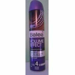 Produktbild zu Balea Volume Effect Haarspray