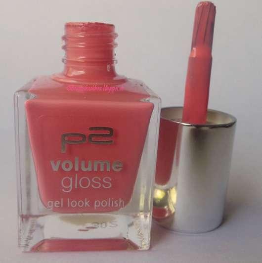 p2 volume gloss gel look polish, Farbe: 060 happy bride