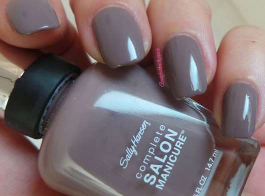 Sally Hansen Complete Salon Manicure Nagellack, Farbe: 370 Commander in Chic