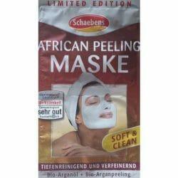 Produktbild zu Schaebens African Peeling Maske
