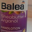 Balea Sheabutter Arganöl Handlotion