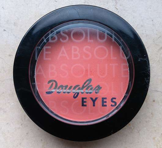 <strong>Absolute Douglas</strong> Absolute Eyes Lidschatten - Farbe: 21 Blush Me (LE)