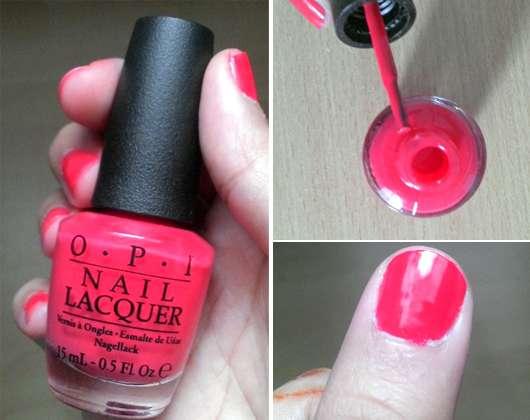 OPI Nail Lacquer, Farbe: My Chihuahua Bites