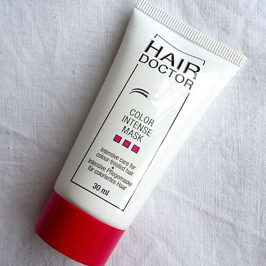 <strong>HAIR DOCTOR</strong> Color Intense Mask