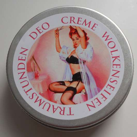 <strong>Wolkenseifen</strong> Deo Creme Traumstunden