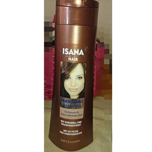 <strong>ISANA HAIR</strong> Farbglanz Shampoo (für braunes & braun coloriertes Haar)