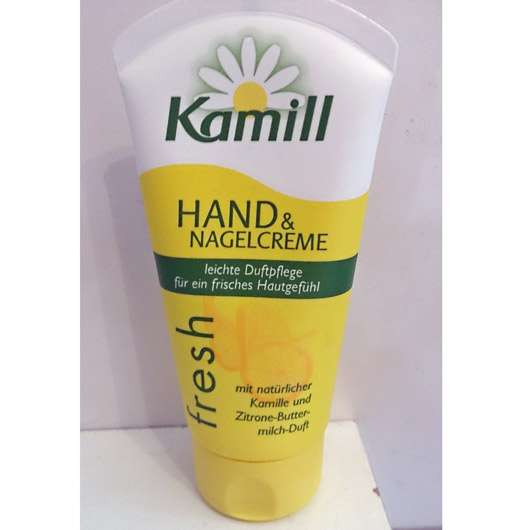 <strong>Kamill</strong> Hand & Nagelcreme fresh