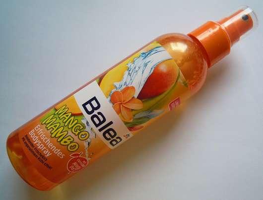 Balea Mango Mambo Erfrischendes Bodyspray (LE)