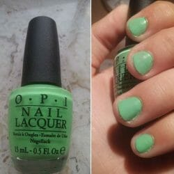 Produktbild zu OPI Nail Lacquer – Farbe: You Are So Outta Lime! (LE)