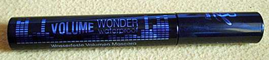 Rival de Loop Young Volume Wonder Waterproof Mascara, Farbe: Black