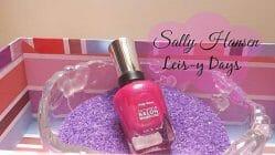 Produktbild zu Sally Hansen Complete Salon Manicure Nagellack – Farbe: 836 Leis-y Days (LE)