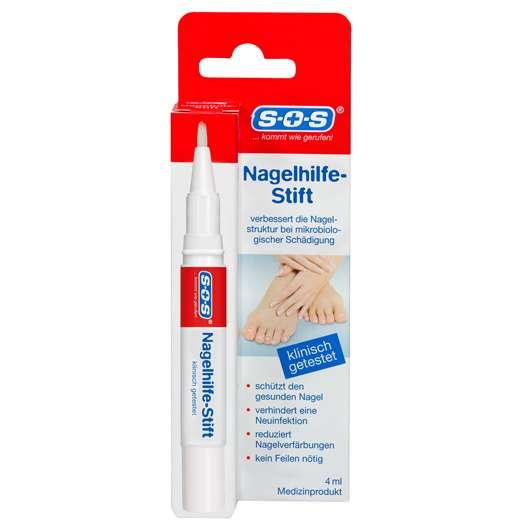 SOS Nagelhilfe-Stift sorgt für gesunde Nägel