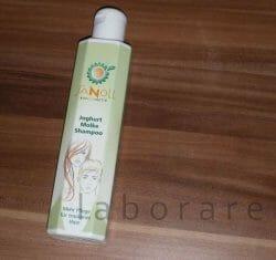 Produktbild zu SANOLL Joghurt Molke Shampoo