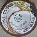 The Body Shop Coconut Body Scrub