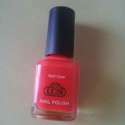 Produktbild zu LCN Nail Polish – Farbe: some like it hot (LE)