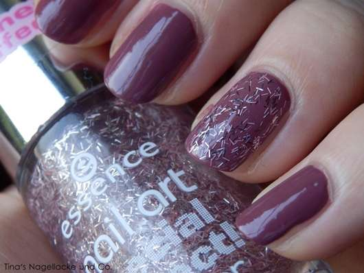 <strong>essence nail art</strong> special effect topper - Farbe: 20 the bees and the birds