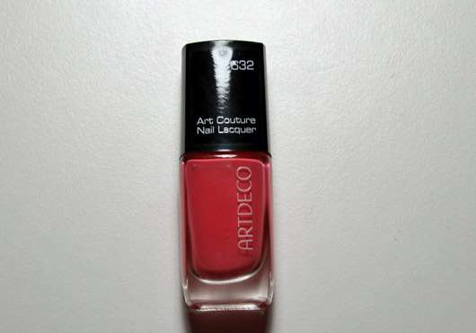 ARTDECO Art Couture Nail Lacquer, Farbe: 632 couture coral pink