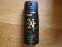 Produktbild zu AXE 2012 Final Edition Deodorant Bodyspray