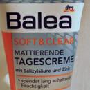Balea Soft & Clear Mattierende Tagescreme