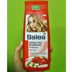 Produktbild zu Balea Jeden Tag Shampoo Erdbeere (LE)