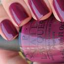 OPI Nail Lacquer, Farbe: Get Cherried Away (LE)