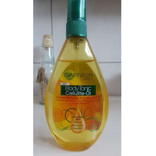 <strong>Garnier Body</strong> Body Tonic Cellulite-Öl