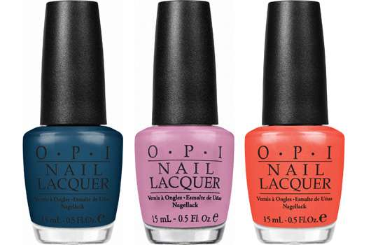 Autumn-/Winter-Shades 2014/2015 by OPI