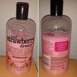 Produktbild zu treaclemoon iced strawberry dream duschcreme (LE)