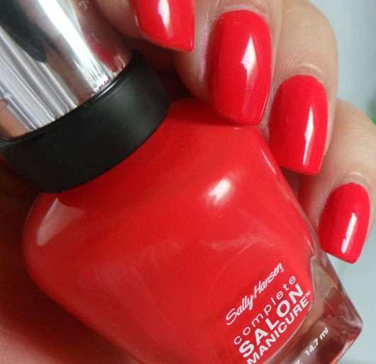 Sally Hansen Complete Salon Manicure Nagellack, Farbe: 560 Kook a Mango