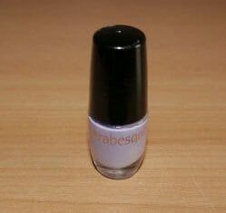 Produktbild zu Arabesque Mini-Nagellack – Farbe: 51 Flieder